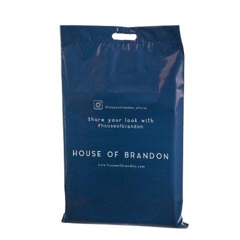 House of Brandon sininen postituspussi