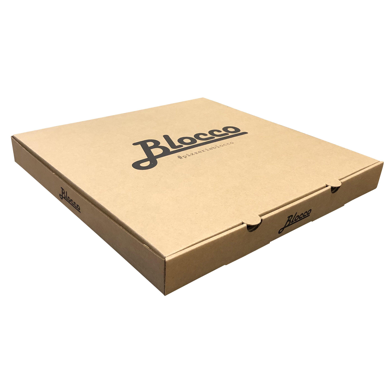 Blocco pizzalaatikkoneliö