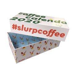 Slurp coffee lahja- ja lähetyslaatikko
