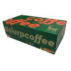 Slurp coffee lahjalaatikko